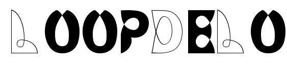 LoopDeLoop Medium Font