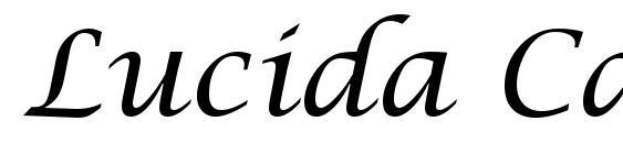 Lucida Calligraphy Italic Font Download Free Legionfonts