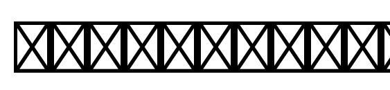 MathematicalPiLTStd Font, OTF Fonts