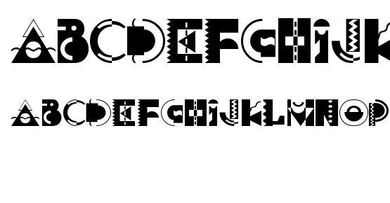 memphis font mac