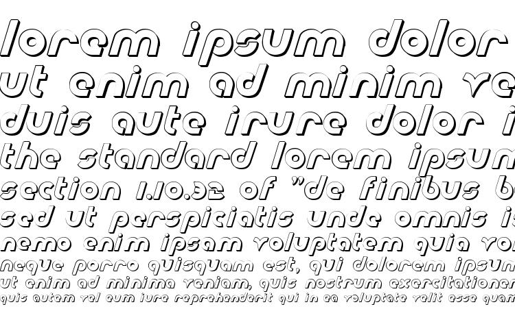 specimens Metroplex Shadow font, sample Metroplex Shadow font, an example of writing Metroplex Shadow font, review Metroplex Shadow font, preview Metroplex Shadow font, Metroplex Shadow font