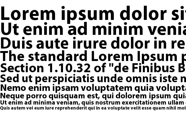 MyriadPro Bold Font Download Free / LegionFonts