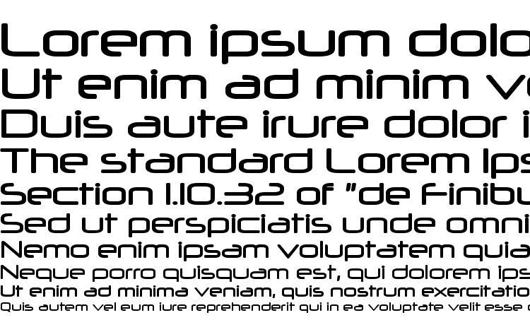Neuropol Font Download Free / LegionFonts