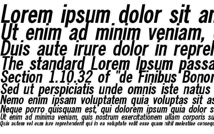 specimens NewsCondensed Bold Oblique font, sample NewsCondensed Bold Oblique font, an example of writing NewsCondensed Bold Oblique font, review NewsCondensed Bold Oblique font, preview NewsCondensed Bold Oblique font, NewsCondensed Bold Oblique font