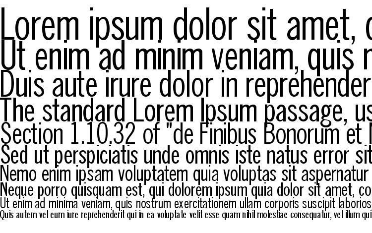 specimens NewsCondensed font, sample NewsCondensed font, an example of writing NewsCondensed font, review NewsCondensed font, preview NewsCondensed font, NewsCondensed font