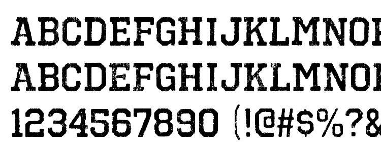 glyphs OctinVintageBRg Bold font, сharacters OctinVintageBRg Bold font, symbols OctinVintageBRg Bold font, character map OctinVintageBRg Bold font, preview OctinVintageBRg Bold font, abc OctinVintageBRg Bold font, OctinVintageBRg Bold font