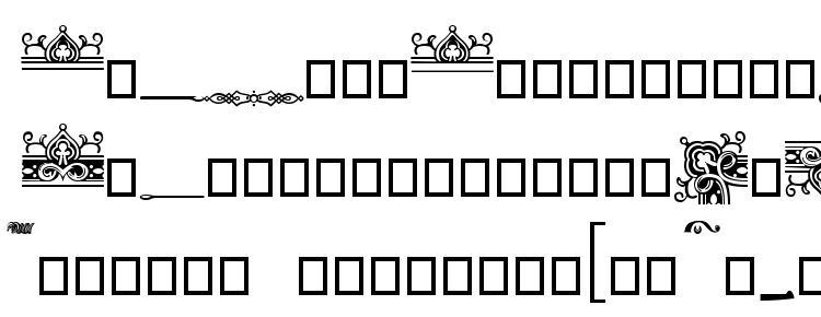 ornament fonts