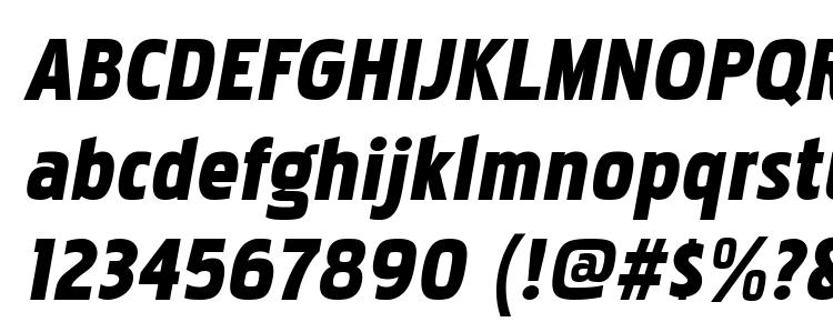 glyphs PakenhamBl Italic font, сharacters PakenhamBl Italic font, symbols PakenhamBl Italic font, character map PakenhamBl Italic font, preview PakenhamBl Italic font, abc PakenhamBl Italic font, PakenhamBl Italic font