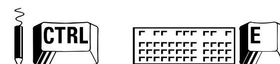 PC Keys Font