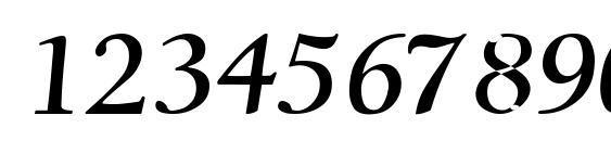 PCHeatherville Font, Number Fonts