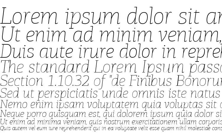 specimens PFAgoraSlabPro ExtraThinItalic font, sample PFAgoraSlabPro ExtraThinItalic font, an example of writing PFAgoraSlabPro ExtraThinItalic font, review PFAgoraSlabPro ExtraThinItalic font, preview PFAgoraSlabPro ExtraThinItalic font, PFAgoraSlabPro ExtraThinItalic font