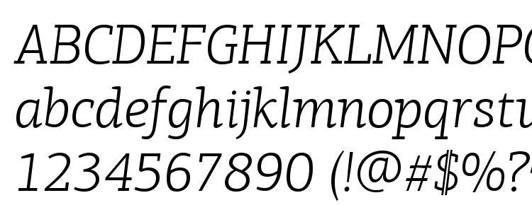 glyphs PFAgoraSlabPro LightItalic font, сharacters PFAgoraSlabPro LightItalic font, symbols PFAgoraSlabPro LightItalic font, character map PFAgoraSlabPro LightItalic font, preview PFAgoraSlabPro LightItalic font, abc PFAgoraSlabPro LightItalic font, PFAgoraSlabPro LightItalic font