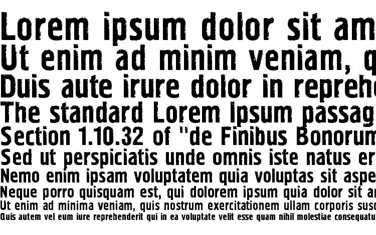 specimens PollockC2 font, sample PollockC2 font, an example of writing PollockC2 font, review PollockC2 font, preview PollockC2 font, PollockC2 font