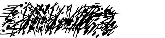 PollockC5 Font