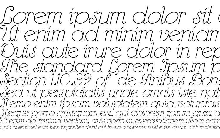 specimens RhumbaScript font, sample RhumbaScript font, an example of writing RhumbaScript font, review RhumbaScript font, preview RhumbaScript font, RhumbaScript font