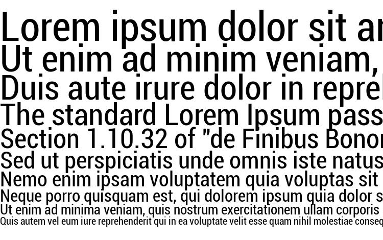 Roboto Condensed Font Download Free / LegionFonts