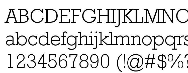 rockwell light font free download mac
