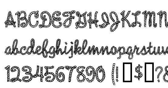 rope mf font download free    legionfonts