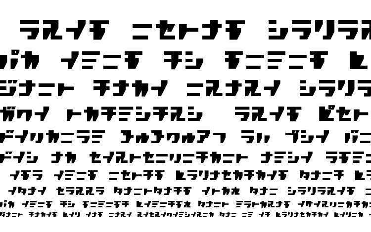 specimens Rpgk font, sample Rpgk font, an example of writing Rpgk font, review Rpgk font, preview Rpgk font, Rpgk font
