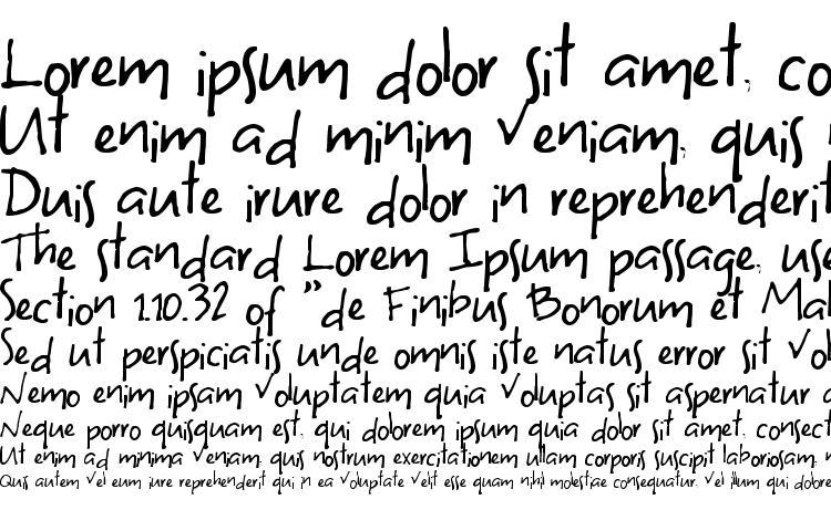 specimens S Uneven font, sample S Uneven font, an example of writing S Uneven font, review S Uneven font, preview S Uneven font, S Uneven font