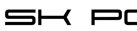 Skoda Pro Medium Font Download Free / LegionFonts