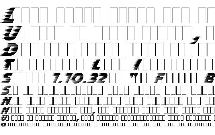 specimens Slipstream LET Plain.1.0 font, sample Slipstream LET Plain.1.0 font, an example of writing Slipstream LET Plain.1.0 font, review Slipstream LET Plain.1.0 font, preview Slipstream LET Plain.1.0 font, Slipstream LET Plain.1.0 font