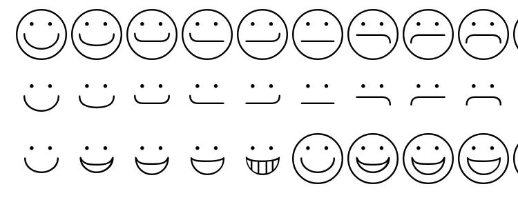 smileyface font download free    legionfonts