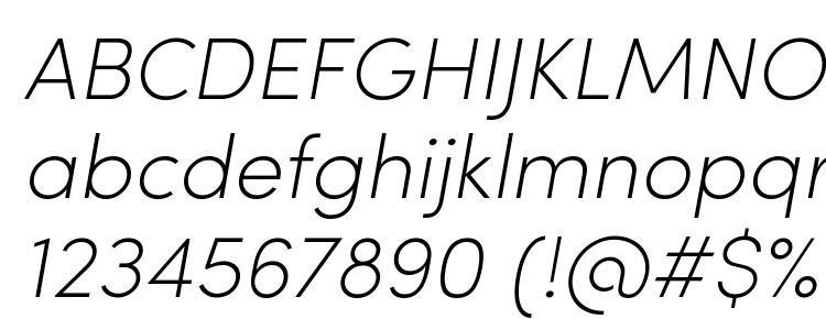glyphs Sofia Pro ExtraLight Italic font, сharacters Sofia Pro ExtraLight Italic font, symbols Sofia Pro ExtraLight Italic font, character map Sofia Pro ExtraLight Italic font, preview Sofia Pro ExtraLight Italic font, abc Sofia Pro ExtraLight Italic font, Sofia Pro ExtraLight Italic font