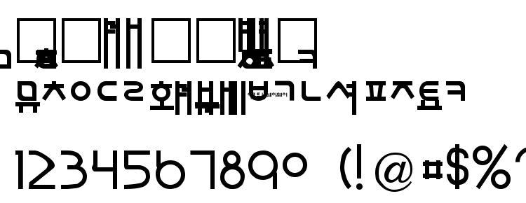 глифы шрифта Sorawin Plain, символы шрифта Sorawin Plain, символьная карта шрифта Sorawin Plain, предварительный просмотр шрифта Sorawin Plain, алфавит шрифта Sorawin Plain, шрифт Sorawin Plain