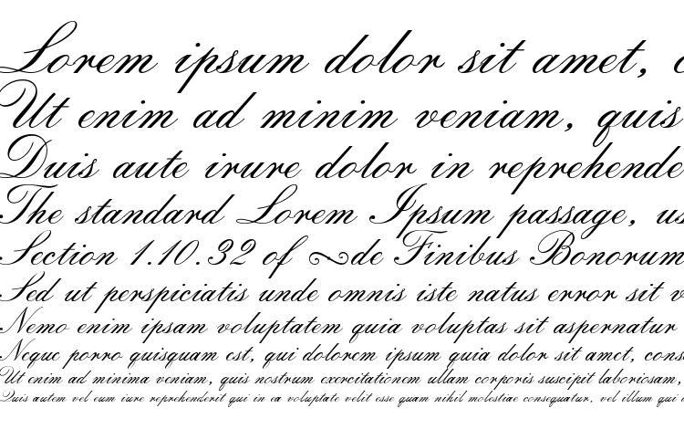 specimens Sorrento Script ES font, sample Sorrento Script ES font, an example of writing Sorrento Script ES font, review Sorrento Script ES font, preview Sorrento Script ES font, Sorrento Script ES font