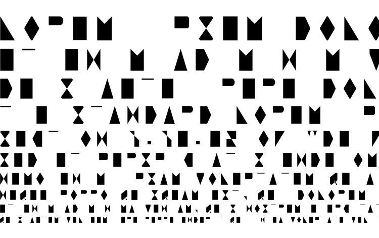 specimens SOSFont font, sample SOSFont font, an example of writing SOSFont font, review SOSFont font, preview SOSFont font, SOSFont font