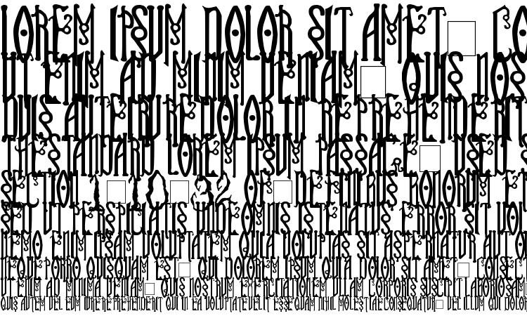 образцы шрифта Soul Reaver, образец шрифта Soul Reaver, пример написания шрифта Soul Reaver, просмотр шрифта Soul Reaver, предосмотр шрифта Soul Reaver, шрифт Soul Reaver