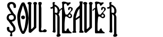 Шрифт Soul Reaver