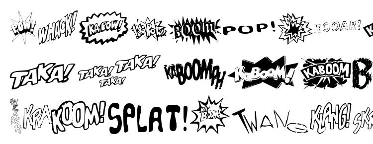 глифы шрифта Sound FX, символы шрифта Sound FX, символьная карта шрифта Sound FX, предварительный просмотр шрифта Sound FX, алфавит шрифта Sound FX, шрифт Sound FX