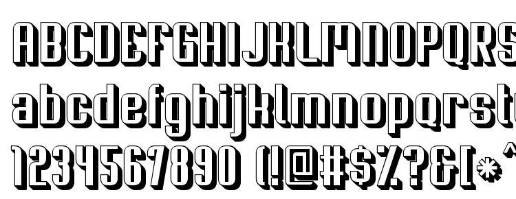glyphs Soupertrouper 3d font, сharacters Soupertrouper 3d font, symbols Soupertrouper 3d font, character map Soupertrouper 3d font, preview Soupertrouper 3d font, abc Soupertrouper 3d font, Soupertrouper 3d font