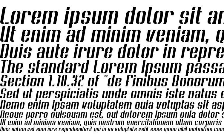 specimens Soupertrouper stenciloblique font, sample Soupertrouper stenciloblique font, an example of writing Soupertrouper stenciloblique font, review Soupertrouper stenciloblique font, preview Soupertrouper stenciloblique font, Soupertrouper stenciloblique font