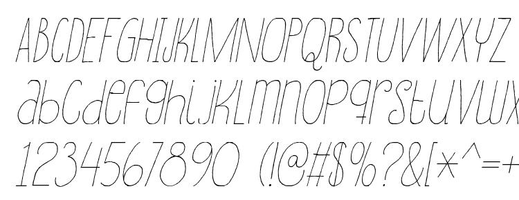 glyphs Souplesse Italic font, сharacters Souplesse Italic font, symbols Souplesse Italic font, character map Souplesse Italic font, preview Souplesse Italic font, abc Souplesse Italic font, Souplesse Italic font