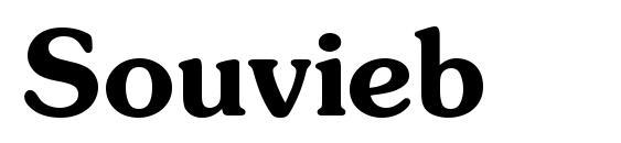 Souvieb Font