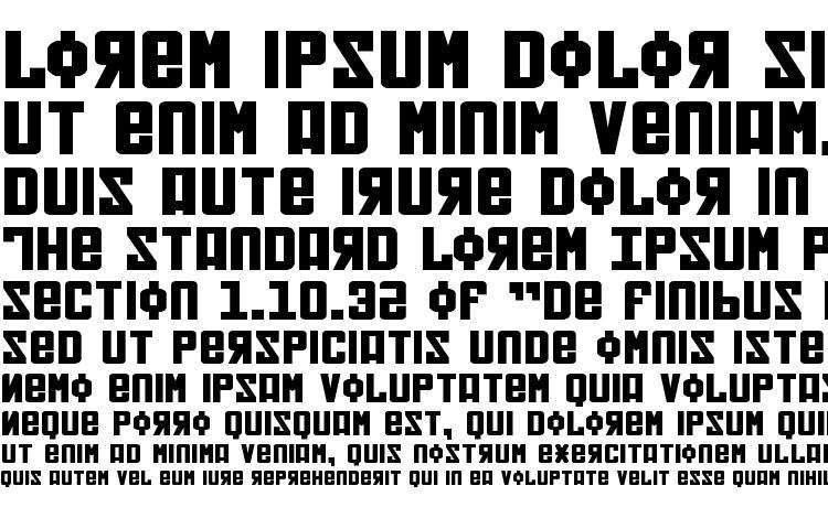 specimens Soviet Bold Expanded font, sample Soviet Bold Expanded font, an example of writing Soviet Bold Expanded font, review Soviet Bold Expanded font, preview Soviet Bold Expanded font, Soviet Bold Expanded font