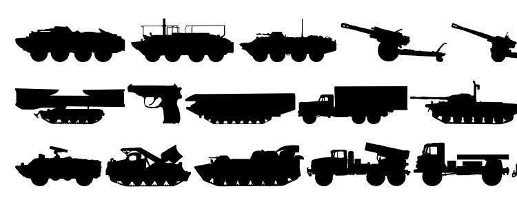 глифы шрифта Soviet kit, символы шрифта Soviet kit, символьная карта шрифта Soviet kit, предварительный просмотр шрифта Soviet kit, алфавит шрифта Soviet kit, шрифт Soviet kit