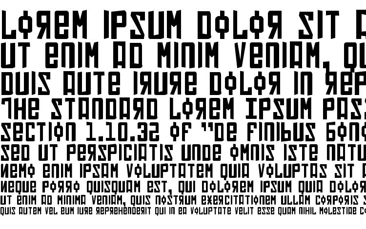 specimens Soviet Punk font, sample Soviet Punk font, an example of writing Soviet Punk font, review Soviet Punk font, preview Soviet Punk font, Soviet Punk font