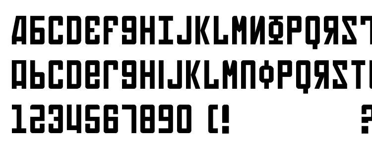 глифы шрифта Soviet4, символы шрифта Soviet4, символьная карта шрифта Soviet4, предварительный просмотр шрифта Soviet4, алфавит шрифта Soviet4, шрифт Soviet4