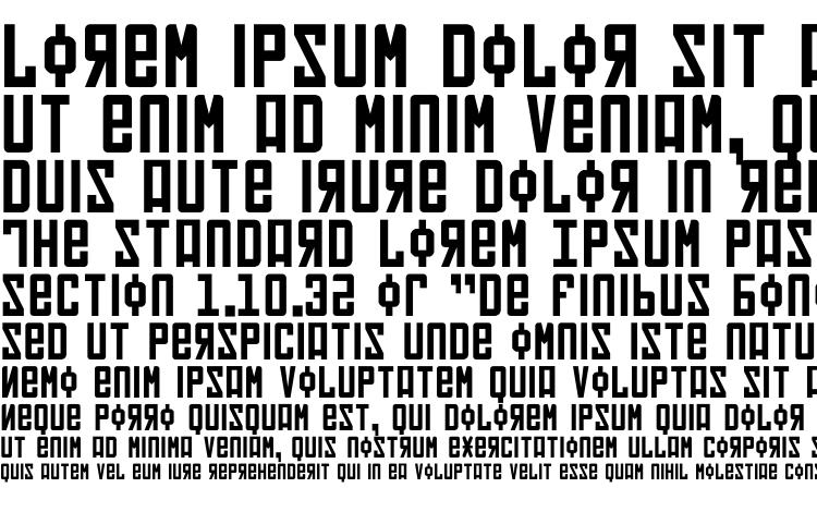 specimens Soviet4 font, sample Soviet4 font, an example of writing Soviet4 font, review Soviet4 font, preview Soviet4 font, Soviet4 font