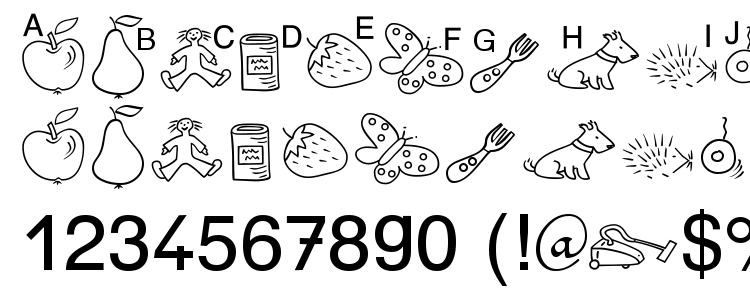 глифы шрифта SP Anlaut4 DB, символы шрифта SP Anlaut4 DB, символьная карта шрифта SP Anlaut4 DB, предварительный просмотр шрифта SP Anlaut4 DB, алфавит шрифта SP Anlaut4 DB, шрифт SP Anlaut4 DB