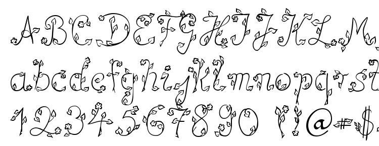 глифы шрифта SP Blume DB, символы шрифта SP Blume DB, символьная карта шрифта SP Blume DB, предварительный просмотр шрифта SP Blume DB, алфавит шрифта SP Blume DB, шрифт SP Blume DB