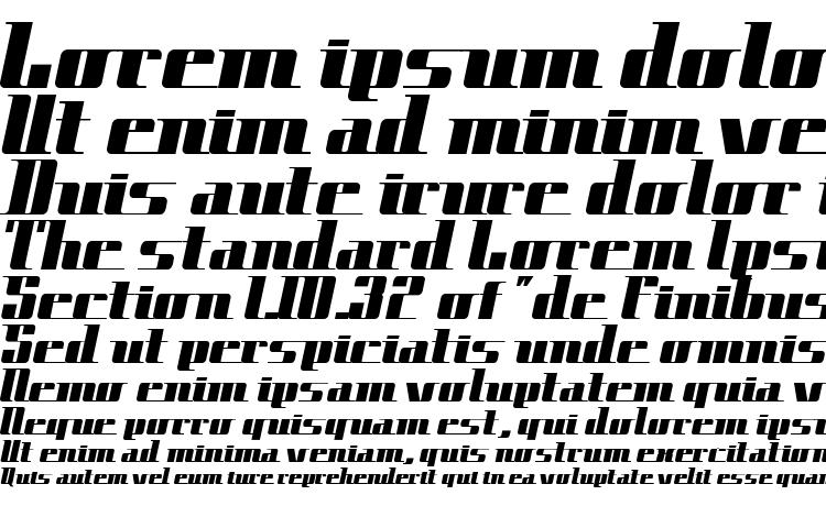 specimens Space Cadet NF font, sample Space Cadet NF font, an example of writing Space Cadet NF font, review Space Cadet NF font, preview Space Cadet NF font, Space Cadet NF font