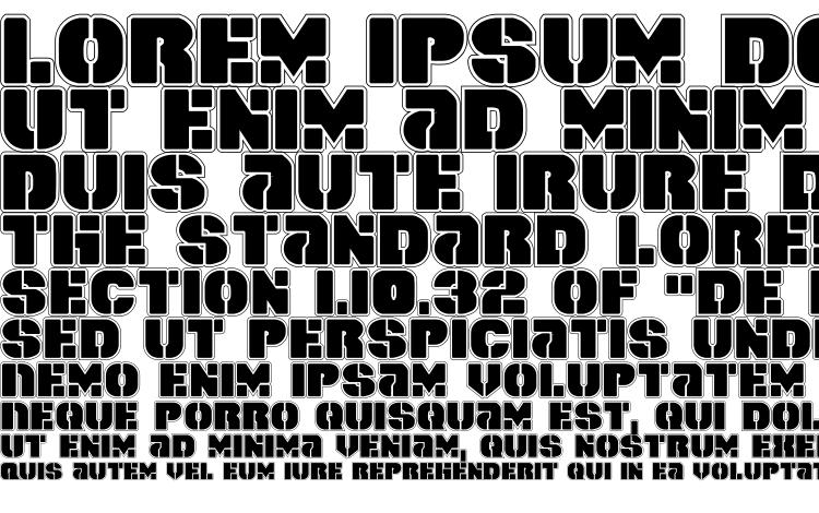 specimens Space Cruiser Pro font, sample Space Cruiser Pro font, an example of writing Space Cruiser Pro font, review Space Cruiser Pro font, preview Space Cruiser Pro font, Space Cruiser Pro font