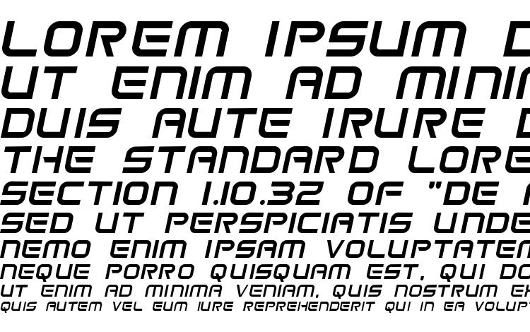 specimens Space frigate italic font, sample Space frigate italic font, an example of writing Space frigate italic font, review Space frigate italic font, preview Space frigate italic font, Space frigate italic font