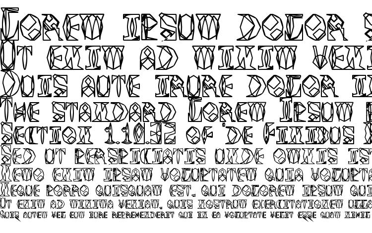 specimens Space Gimboid font, sample Space Gimboid font, an example of writing Space Gimboid font, review Space Gimboid font, preview Space Gimboid font, Space Gimboid font