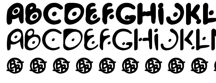 глифы шрифта Space Pontiff, символы шрифта Space Pontiff, символьная карта шрифта Space Pontiff, предварительный просмотр шрифта Space Pontiff, алфавит шрифта Space Pontiff, шрифт Space Pontiff
